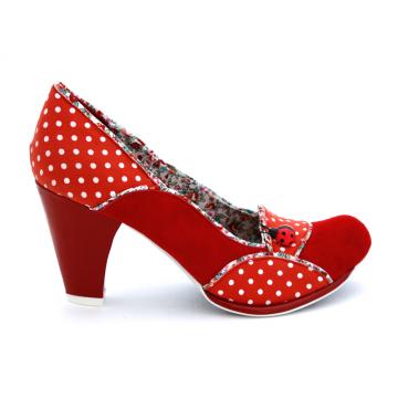 Ladybird Polka Dot Shoes