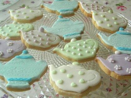 Biscuit Vintage Wedding Favours