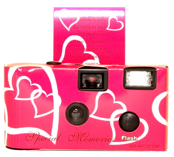 Disposable Camera Wedding Idea: {Dotty Vintage Weddings} Vintage