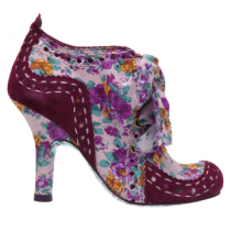 Alternative Purple Wedding Shoes