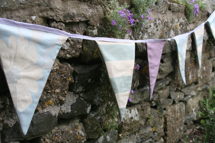Vintage Bunting available for hire in Plymouth, Devon
