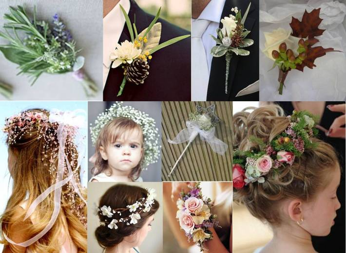 Flowers Wedding Inspiratioin