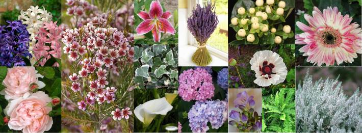 Beautiful Floral Wedding Inspiration