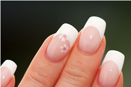 Manicured Nails for your Wedding