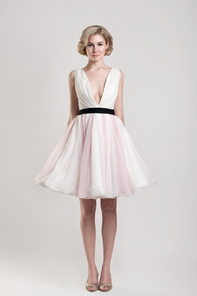 Tobi Hannah Vintage Style Wedding Dress