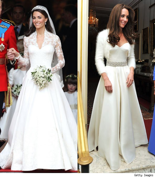 Kate Middleton Wedding Dress Style: Vintage Trends For 2012 – Part One
