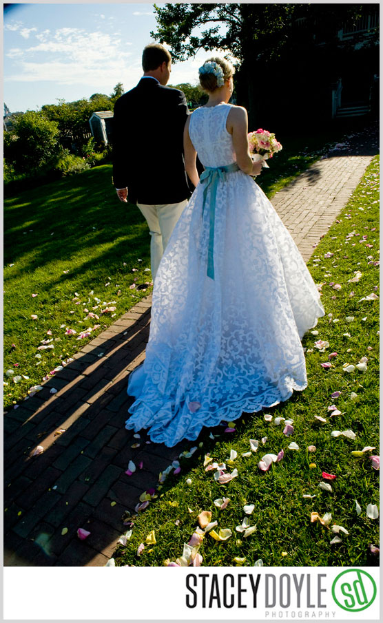 Colours collection turquoise dotty vintage weddings for Turquoise and white wedding dresses