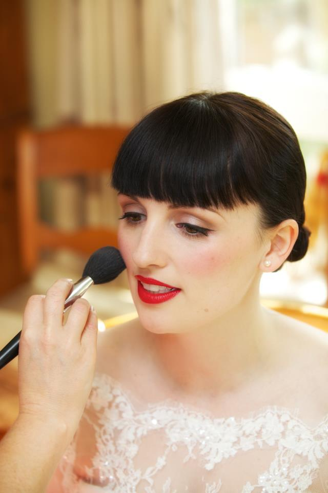 Lipstick and Curls - Vintage Styling