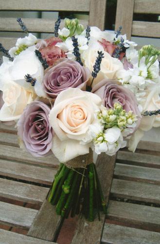 Vintage Lilac Bouquet