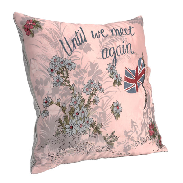 Imperial War Museum Vintage Cushion