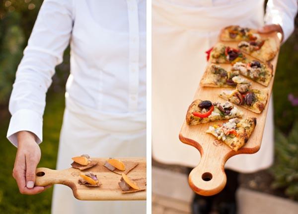 Food Wedding Inspiration