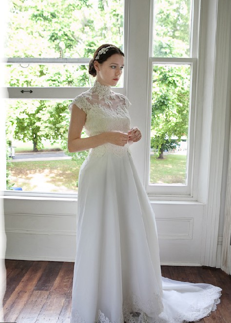 Heavenly Vintage Original Wedding Dress Vintage