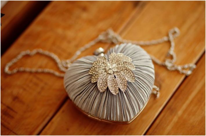 Beautiful Vintage Bag for the Bride