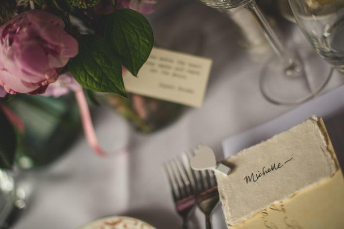Beautiful Table Settings - Vintage Inpsired