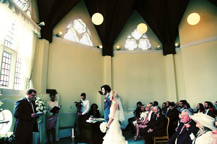Beautiful Ceremony Location - Octagonal Room at Bishop's College