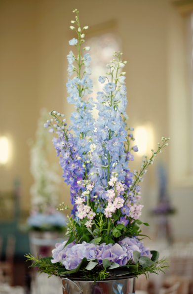 Floral Centrepieces by H Watts Florist