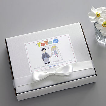 Wedding Craft Box for Children