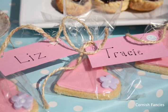Yummy Wedding Favour Cookies