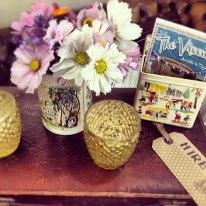 Kit's Boutique - Vintage Tins for Hire