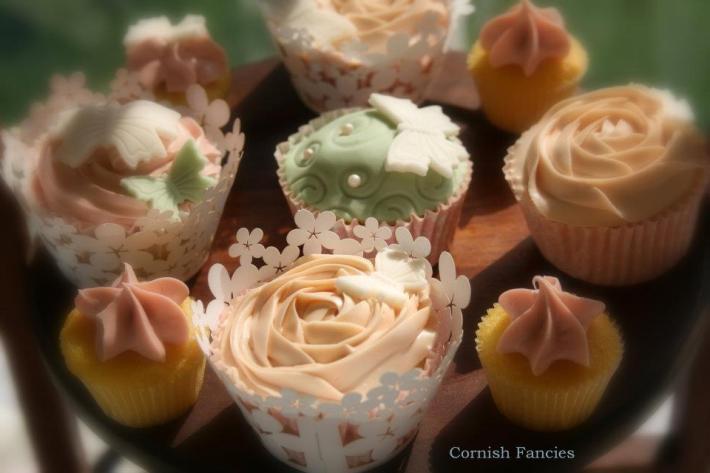 Beautiful Bespoke Cupcakes