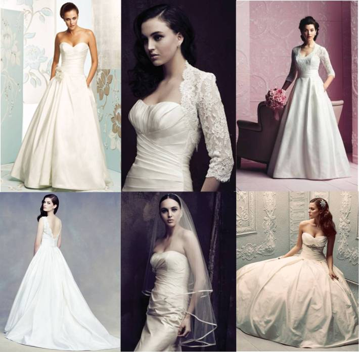 Paloma Blanca - Candian Wedding Dress Designer