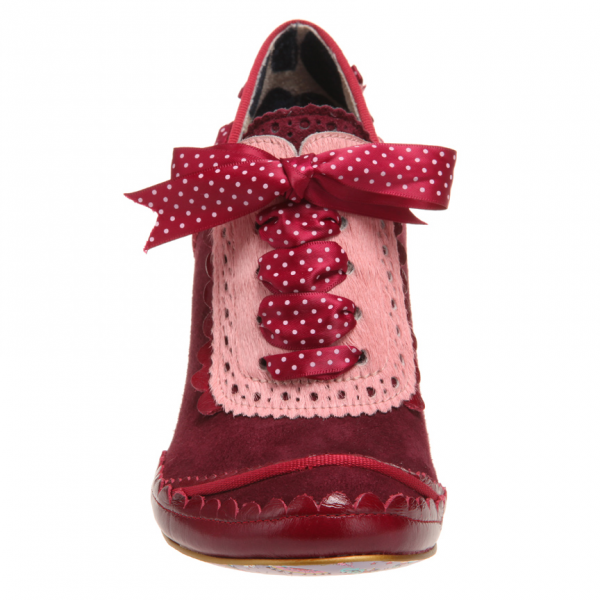 Georga Rose Boots by Irregular Choice