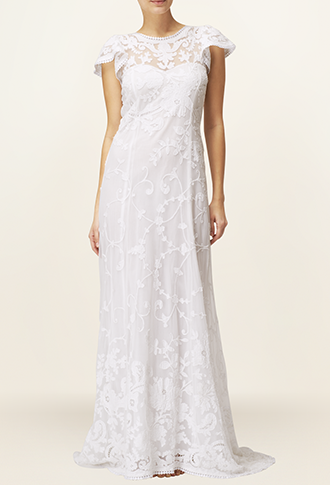 Emma Wedding Dress - £225.00 in the sale!