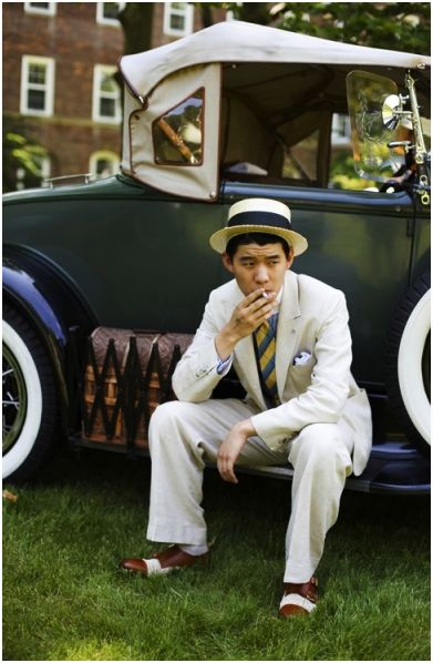 1920's Inspired Outfit for your Groom