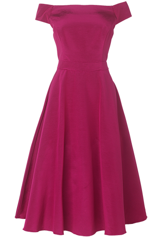 Sweet Heart Fit & Flare Bridesmaid Dress - £99.00 in the sale!