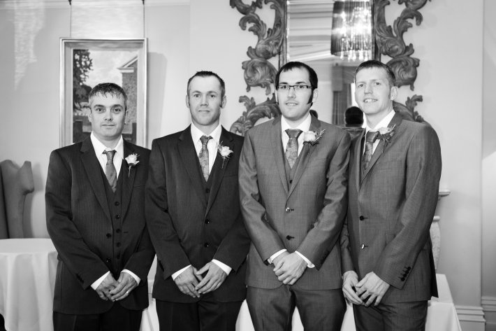 Groom & His Party