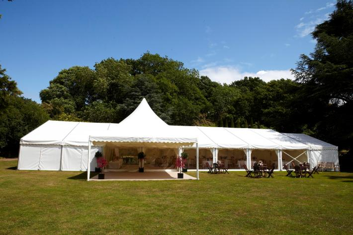 Marquee Wedding - Practical?