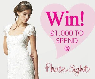 Fabulous Competition in association with Wedding Ideas Magazine!