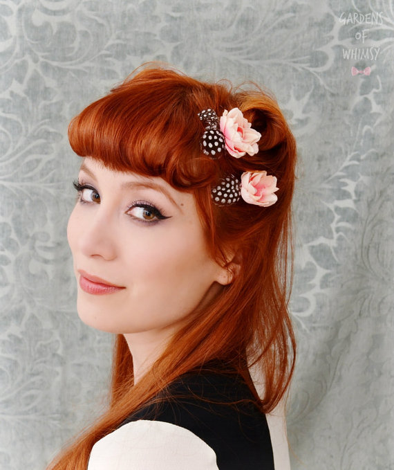 Bobby Pins by Gardens of Whimsy