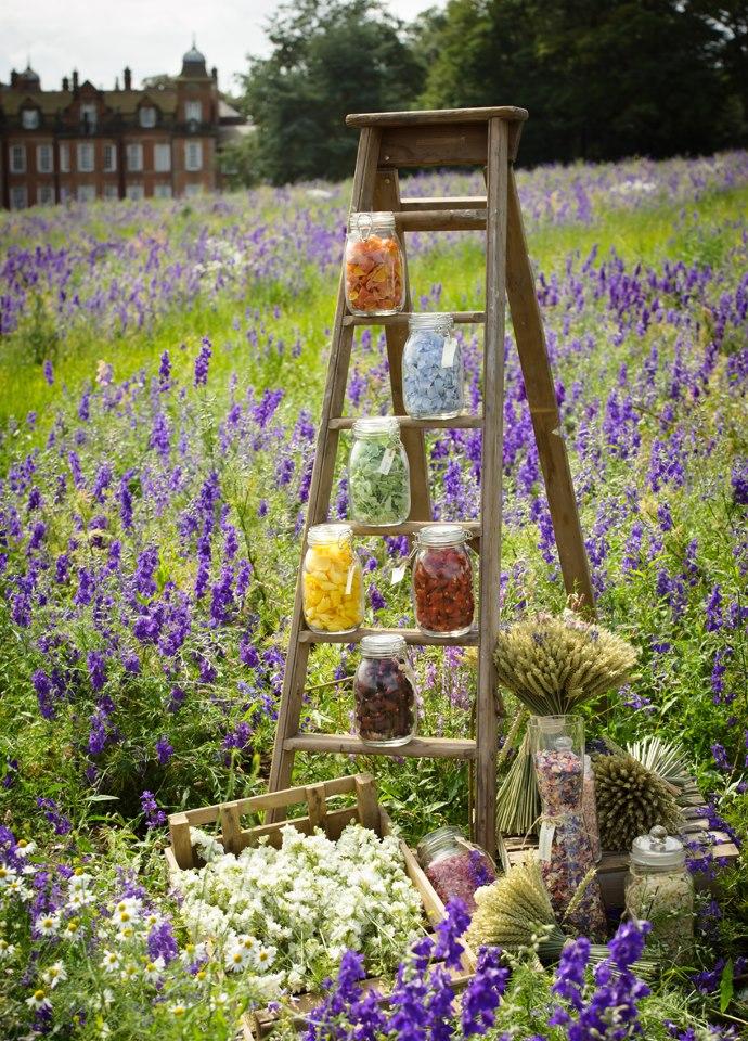 Home Grown Natural Confetti