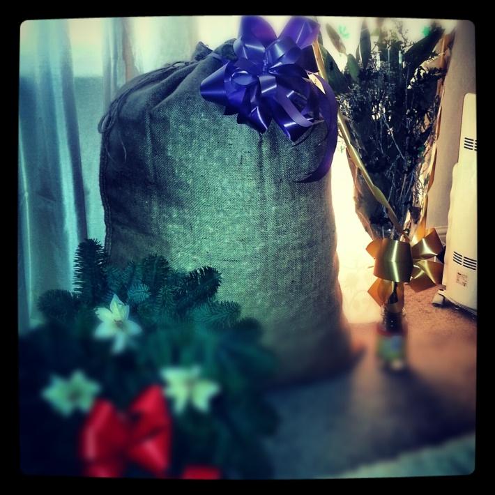 My Christmas Santa Sack