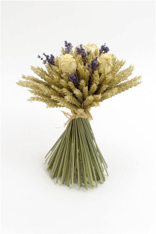 Lavender Wheat Sheave