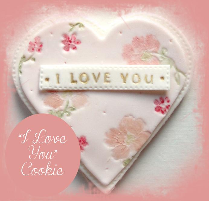Vintage Cookie