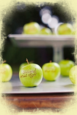 Apples for Table Decor