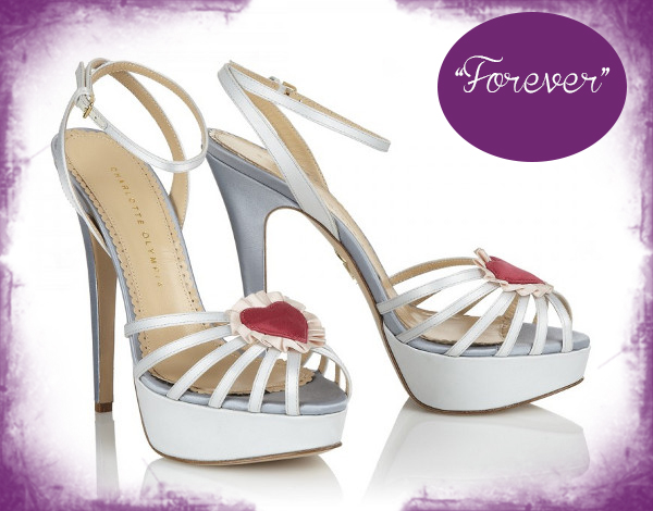 Forever by Charlotte Olympia