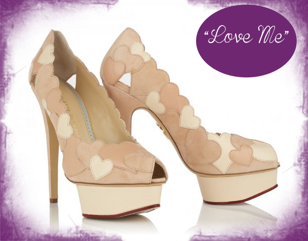 Love Me by Charlotte Olympia