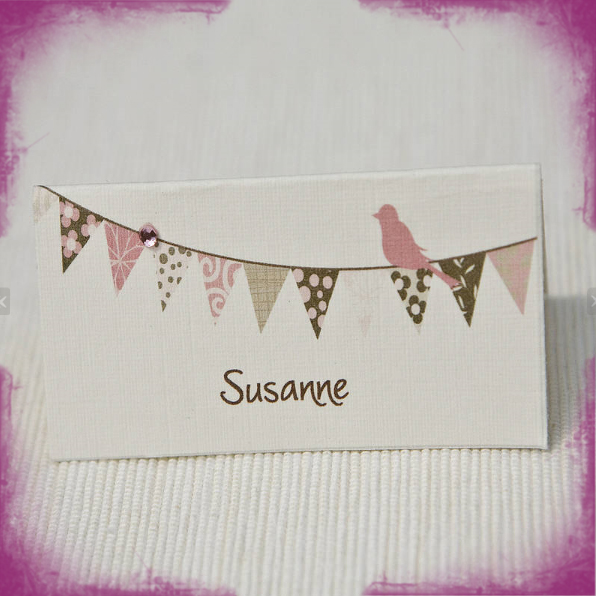 Eco Friendly Place Cards