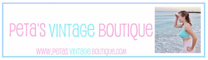 Peta's Vintage Boutique