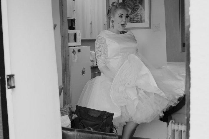 Wedding Day Preparations