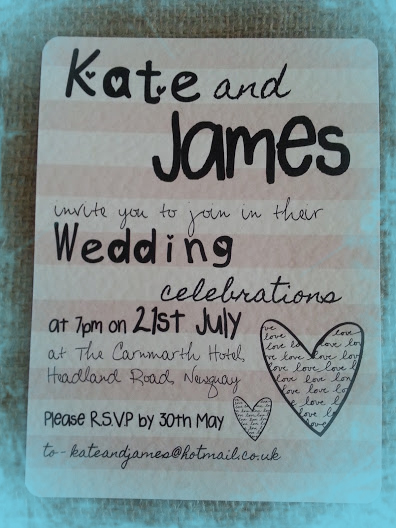 Laura Likes Wedding Stationery