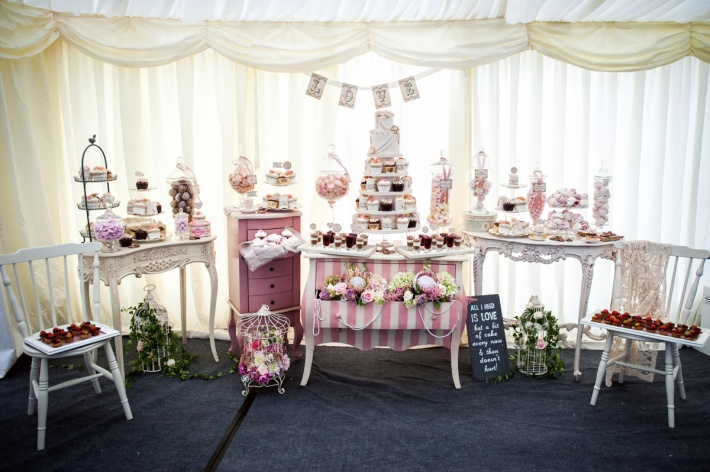 Couture Cakes Sweetie Table