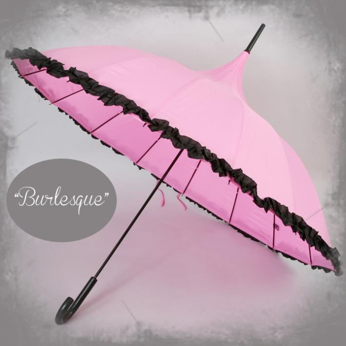 Burlesque Wedding Umbrella