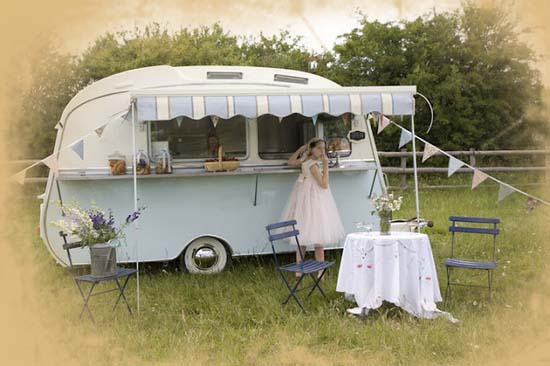 Campervan Catering