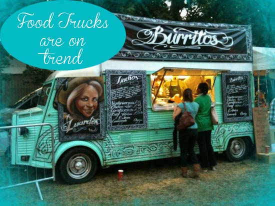 Late Night Wedding Food Trucks