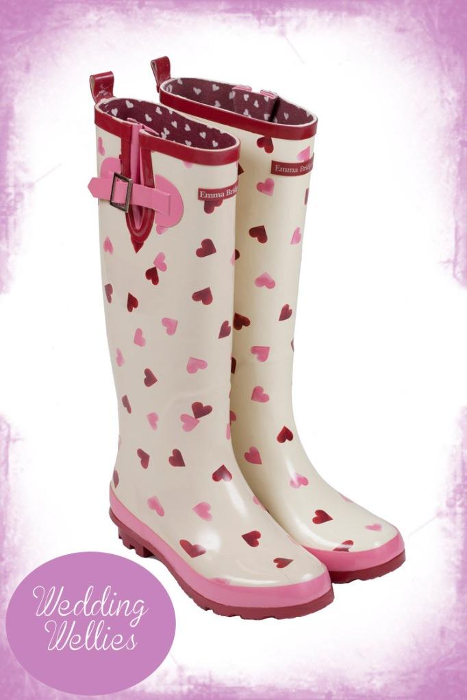 Wedding Wellington Boots
